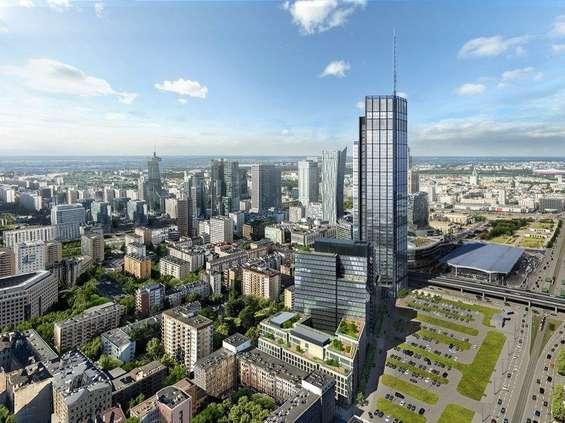 2 marca odbyło się uroczyste wmurowanie kamienia węgielnego pod budowę kompleksu biurowo-usługowego Varso Place w Warszawie.