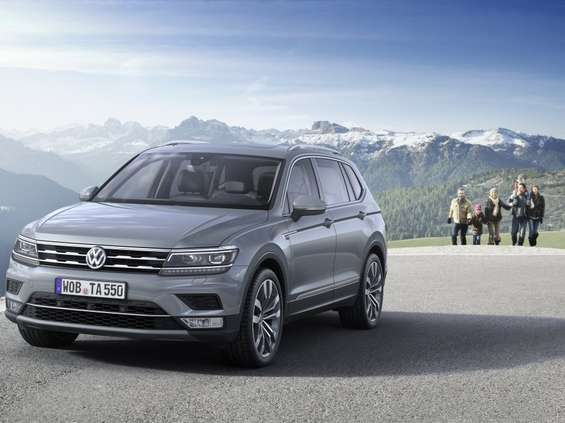 Volkswagen prezentuje nowego Tiguana