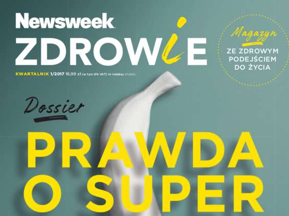 """""""Newsweek Zdrowie"""" kwartalnikiem"""