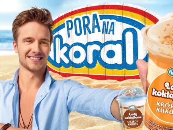 Maciej Musiał rozpoczyna współpracę z marką Koral