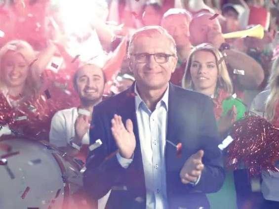 Adam Nawałka ponownie w reklamach Leroy Merlin [wideo]