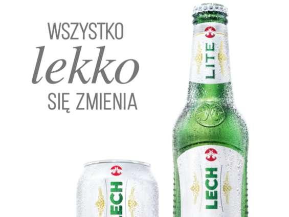 Nowy Lech Lite będzie wspierany kampanią