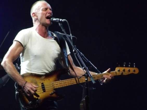 Specjalny koncert Stinga z okazji 55-lecia Trójki