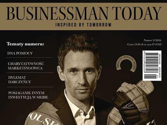 """""""Businessman Today"""" dwumiesięcznikiem"""