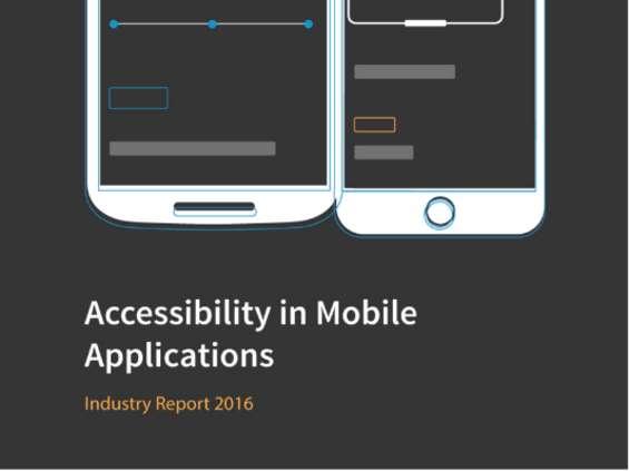 Polidea o dostępności aplikacji mobilnych dla niepełnosprawnych