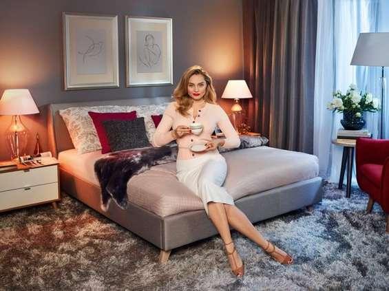 Małgorzata Socha w kampanii Agata [wideo]