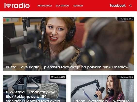 Nadawcy rozwijają projekt I Love Radio, rusza strona internetowa