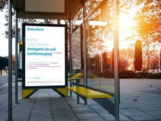 Idea Bank wchodzi z ofertą i reklamą do Poznania i Wrocławia