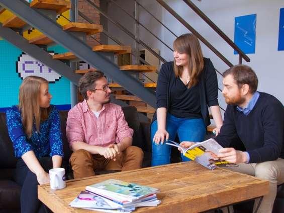 WebTalk Stories - poznaj historię rozwoju ludzi i firmy