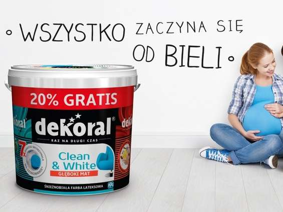 Nowa kampania marki Dekoral