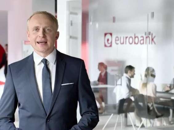Piotr Adamczyk w kolejnej kampanii Eurobanku