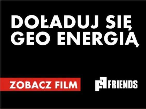 FRIENDS filmowo z GEO Power Bank