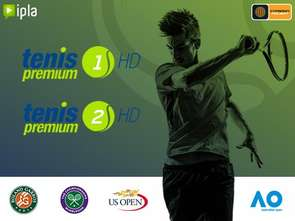 Startują kanały Tenis Premium 1 i Tenis Premium 2