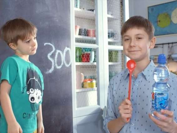 Maspex promuje wodę Kubuś Waterrr w nowej kampanii telewizyjnej