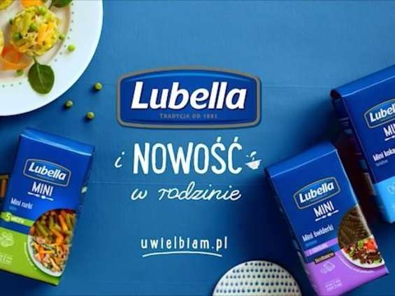Lubella w wersji mini w TV i na outdoorze