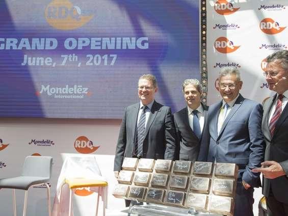 Mondelez otworzył centrum badań i rozwoju