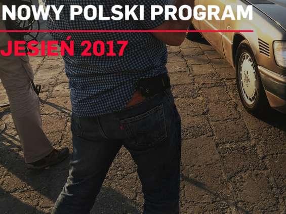 Nowy polski serial Crime + Investigation