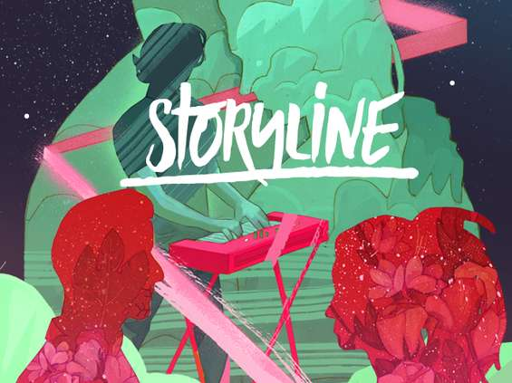 """Coca-Cola przygotowała serial dla nastolatków """"Storyline"""""""