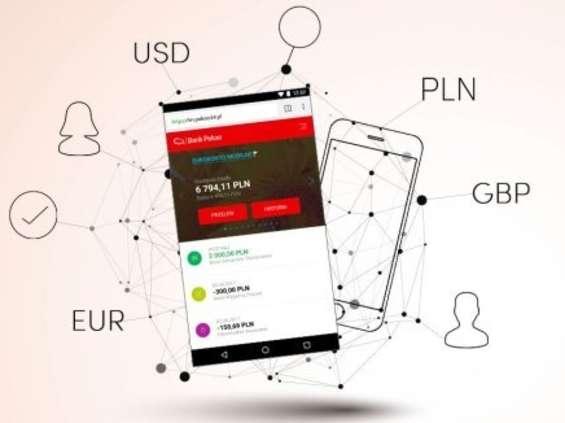 The Digitals (Grupa S/F) promuje launch nowej  strony mobilnej Pekao