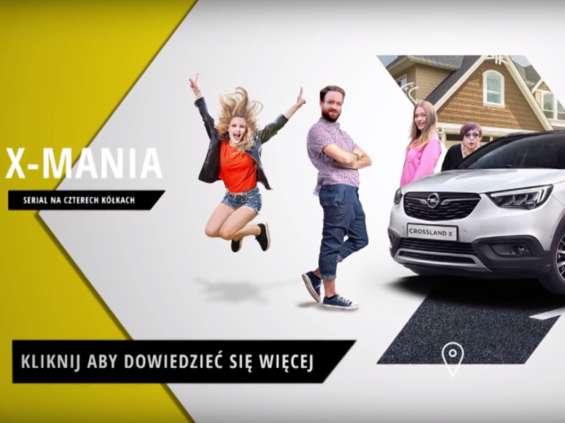 Opel z własnym serialem na YouTube