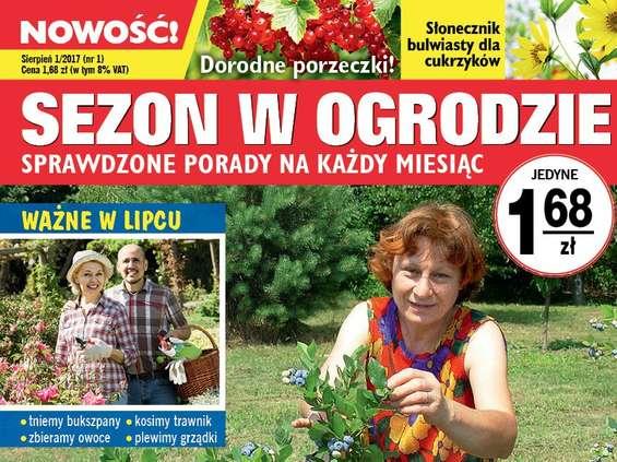 """Burda startuje z pismem """"Sezon w Ogrodzie"""""""