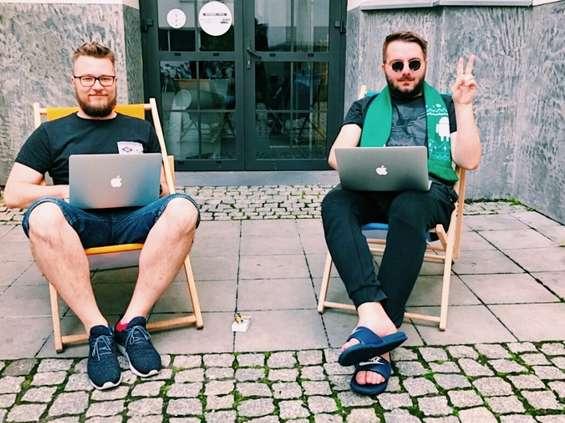Michał Rudek i Mateusz Gaca w 180heartbeats + JvM