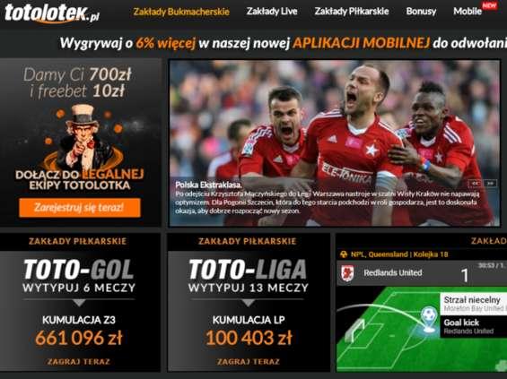 Totolotek oficjalnym partnerem piłkarskiego Pucharu Polski