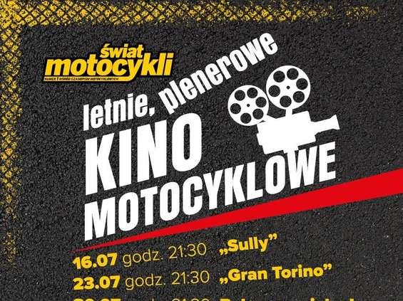 """""""Świat Motocykli"""" organizuje kino motocyklowe"""