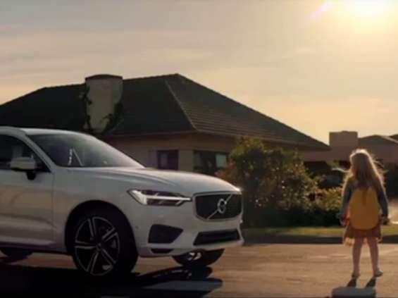 Grey Group Poland z nową kampanią Volvo XC60 [wideo]