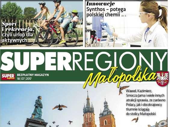 """Super Express"" startuje z dodatkiem ""Super Regiony"""