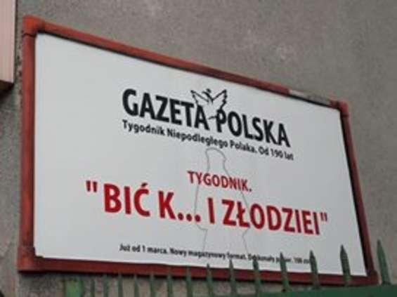 """Reklamy """"Gazety Polskiej"""" naruszały normy KER"""