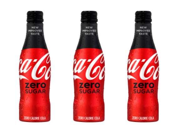 Coca-Cola Zero zmienia nazwę, smak i opakowanie