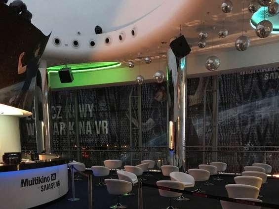 Multikino otwiera pierwsze w Polsce kino w technologii VR