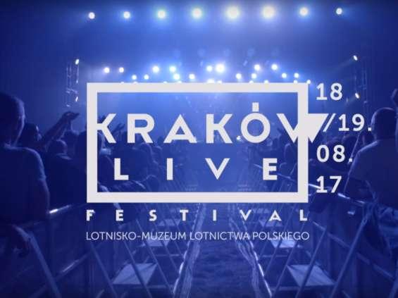 Kraków Live Festival w najbliższy weekend