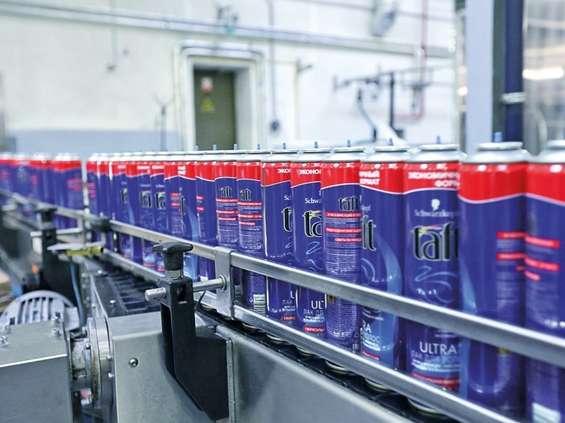 Henkel notuje rekordową sprzedaż