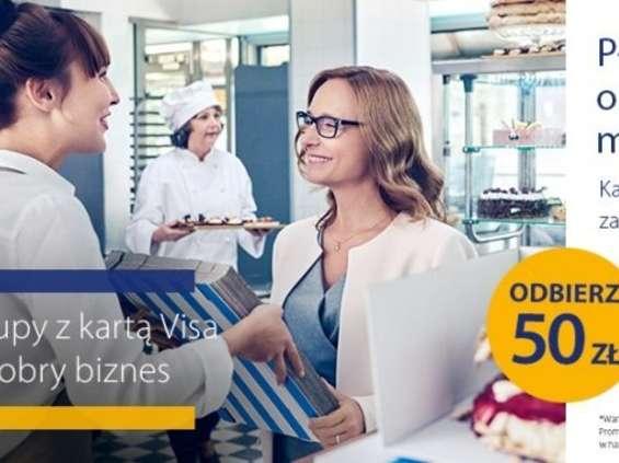 Visa daje 50 zł na kolejne zakupy w Makro