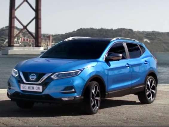 Nissan Qashqai rozpoczyna działania promocyjne [wideo]