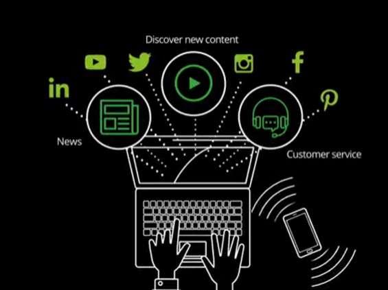 Milenialsi czerpią wiedzę z portali społecznościowych