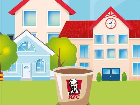 McCann & MRM przygotował grę dla KFC