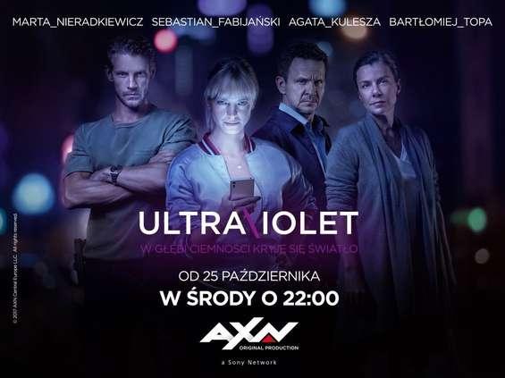 """Ruszyła kampania promocyjna serialu """"Ultraviolet"""""""