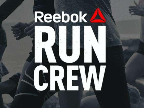 Reebok Run Crew na siedmiu rynkach Europy
