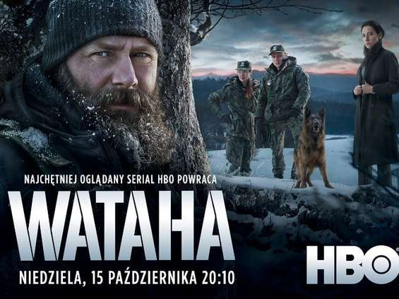 "HBO wspiera drugi sezon ""Watahy"""