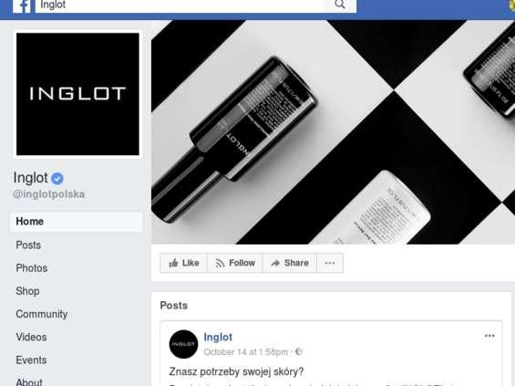 Polskie marki kosmetyczne aktywne na Facebooku