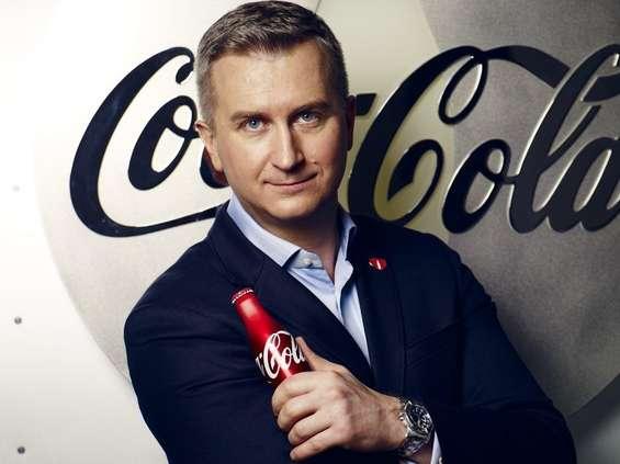 Mikołaj Ciaś, dyrektor marketingu, odejdzie z Coca-Coli