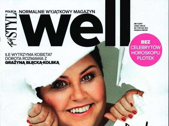 """Bauer stawia na magazyn """"Well"""" i rezygnuje z pisma """"Grazia"""""""