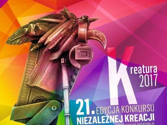 132 projekty walczą w konkursie Kreatura 2017