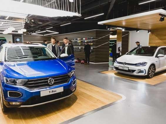 Volkswagen otworzył concept store marki w Warszawie