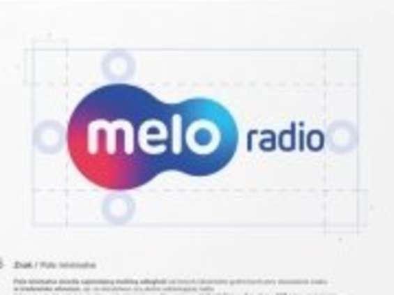 Czteryczwarte Brand Design dla Melo Radia