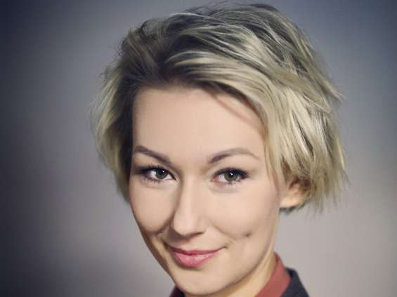 Joanna Kaczmarek dziennikarką Radia Zet