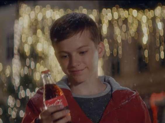 Coca-Cola rusza ze świąteczną kampanią [wideo]